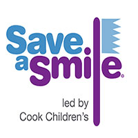 Cook Children's Save a Smile logo