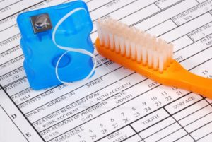 toothbrush floss insurance form